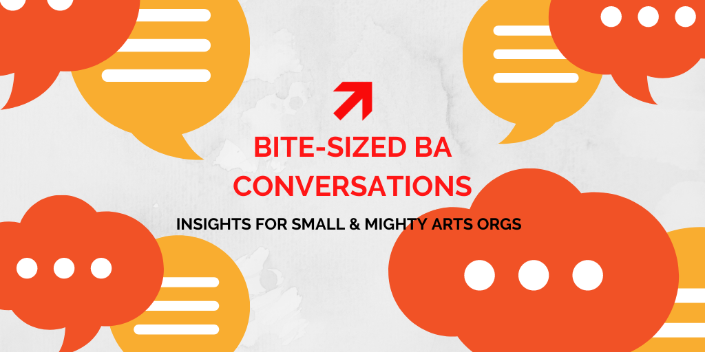 Bite-Sized BA Conversations: The Strange World of Grants Panels